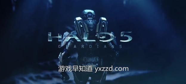 光环5Halo-5-Guardians发售宣传视频