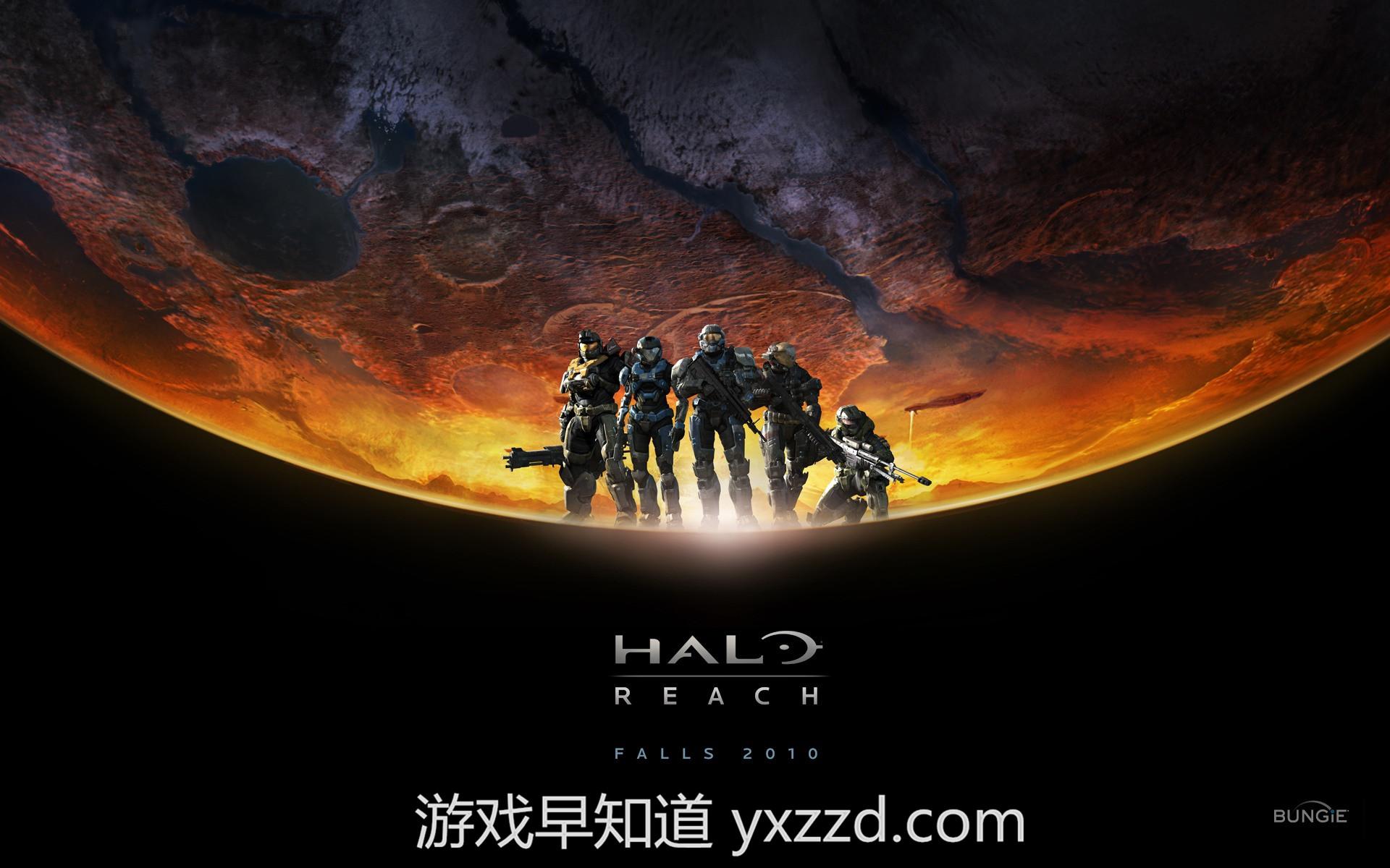 xboxone光环致远星Halo_Reach