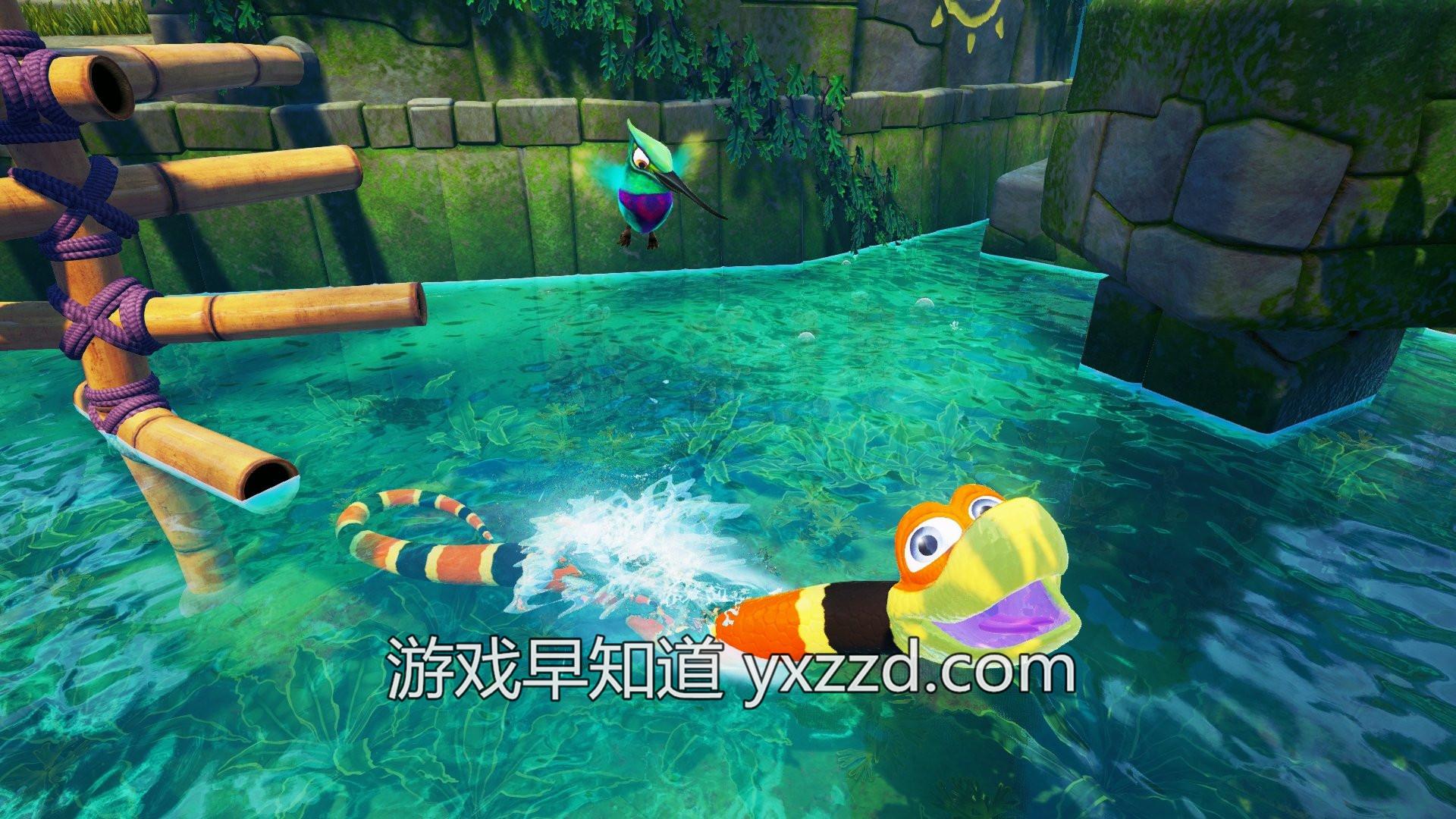 XboxOne Win10蛇道
