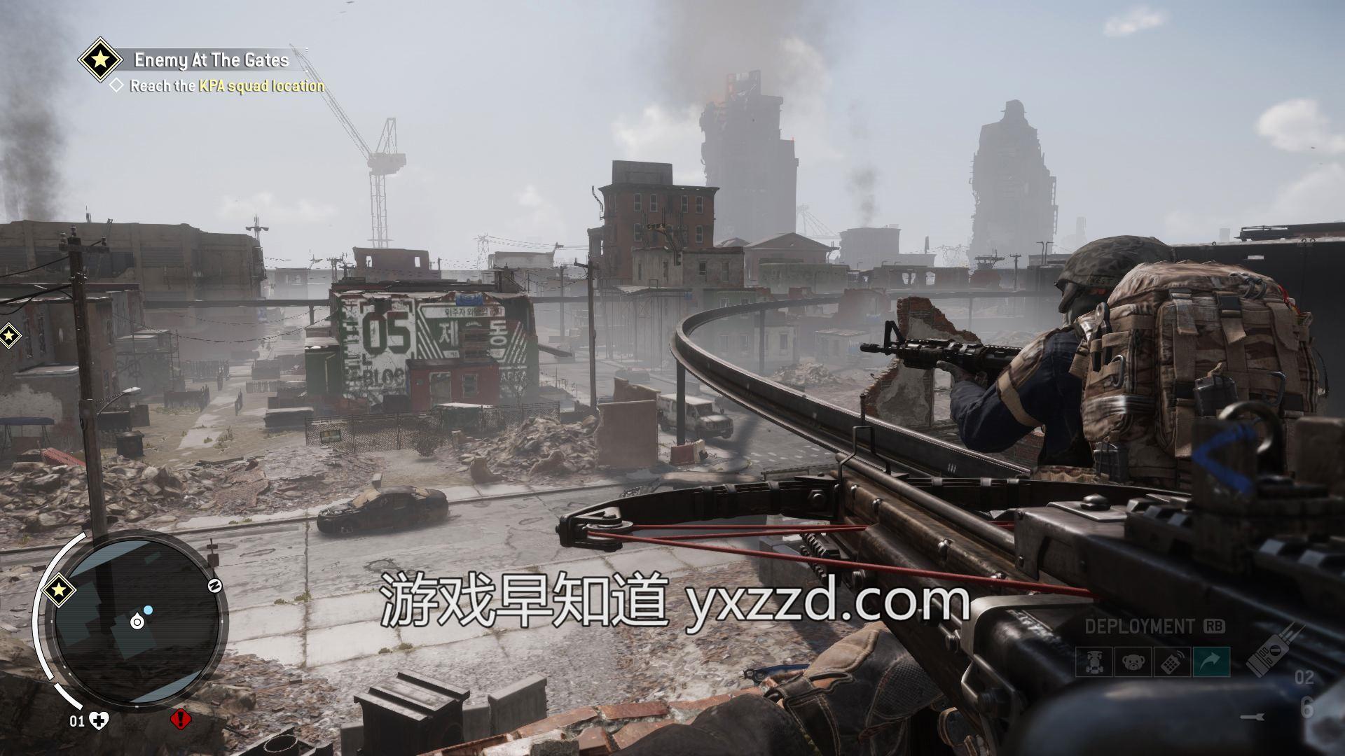 国土防线革命Homefront-The-Revolution
