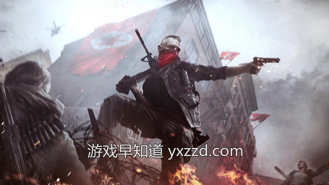 国土前线:革命Homefront-The-Revolution