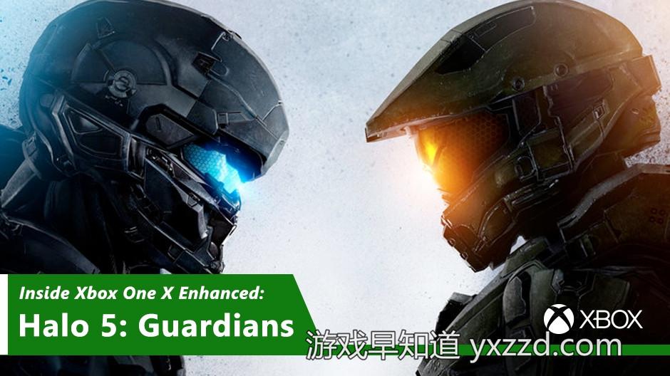 Xbox One X光环5守护者
