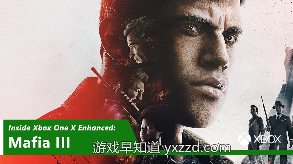 Xbox One X黑手党3
