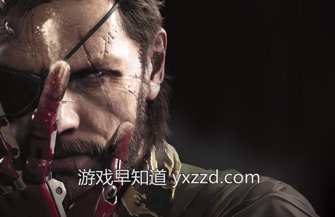 合金装备5:幻痛Metal-Gear-Solid-V-The-Phantom-Pain