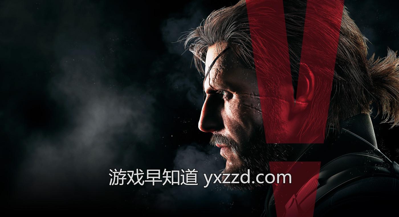 合金装备5幻痛Metal-Gear-Solid-V-The-Phantom-Pain