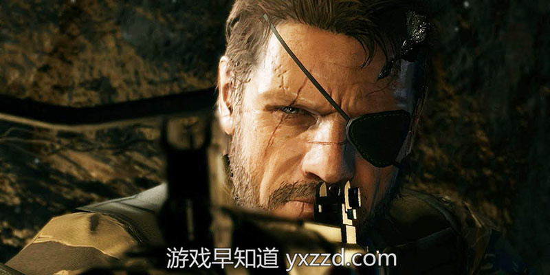 合金装备5幻痛Metal-Gear-V