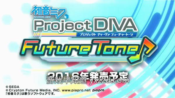 TGS2015 PS4初音miku