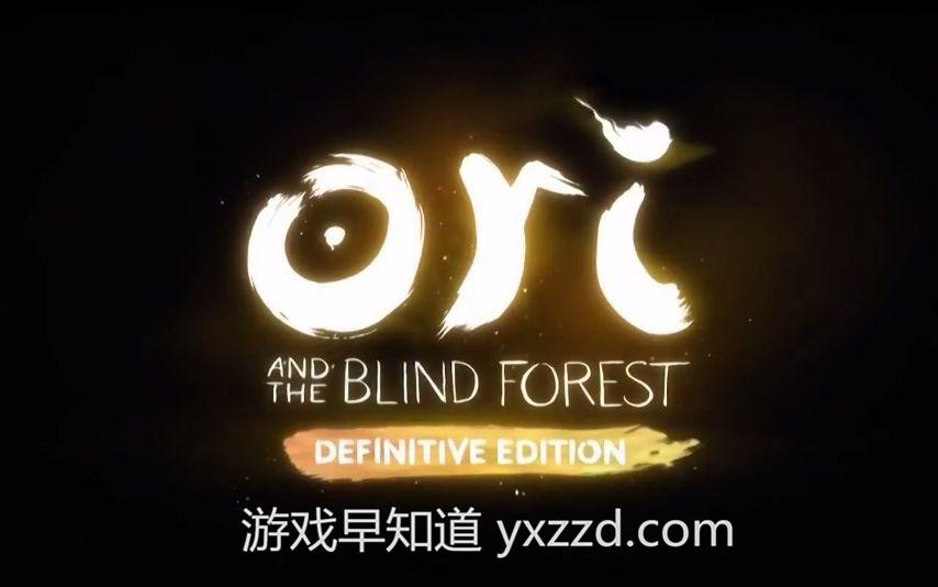 精灵与森林决定版Ori-Definitive-Edition