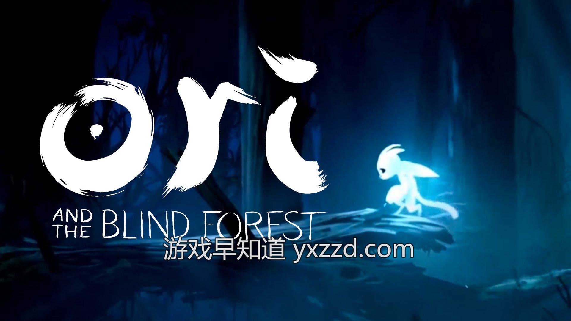 精灵与森林 ori and the blind forest