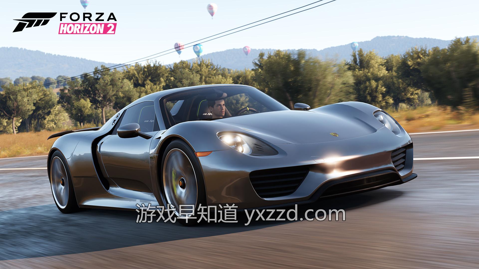 极限竞速地平线2 Forza Horizon 2