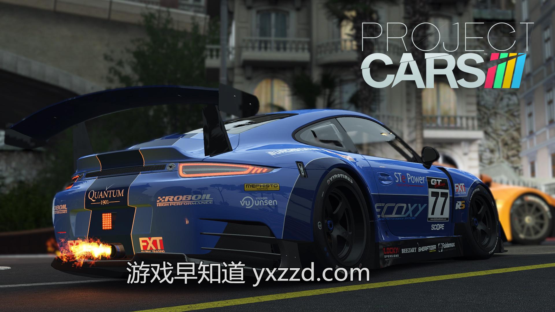 赛车计划Project CARS