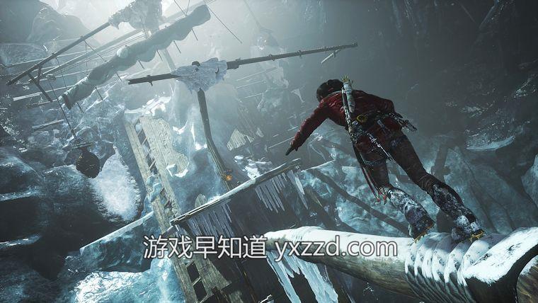 Xboxone古墓丽影崛起Rise-of-the-Tomb-Raider