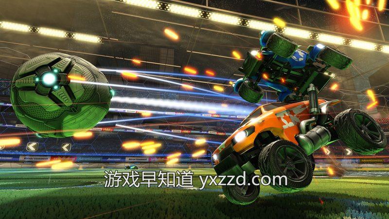 火箭联盟Xbox PSN