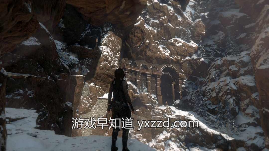 古墓丽影崛起Rise of the Tomb Raider补丁