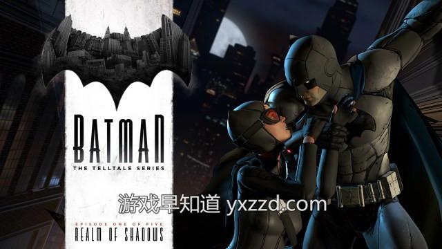 Telltale_BATMAN蝙蝠侠