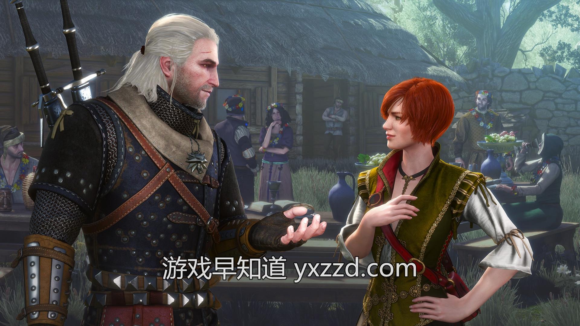 巫师3石之心The_Witcher_3_Wild_Hunt_Hearts_of_Stone