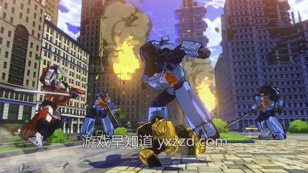 变形金刚:毁灭 Transformers: Devastation