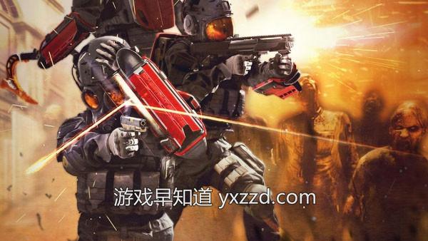 TGS2015 PS4生化危机:安布雷拉军团