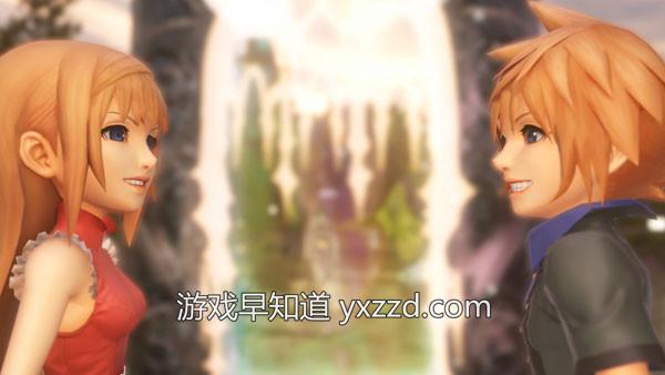 TGS2015 最终幻想世界