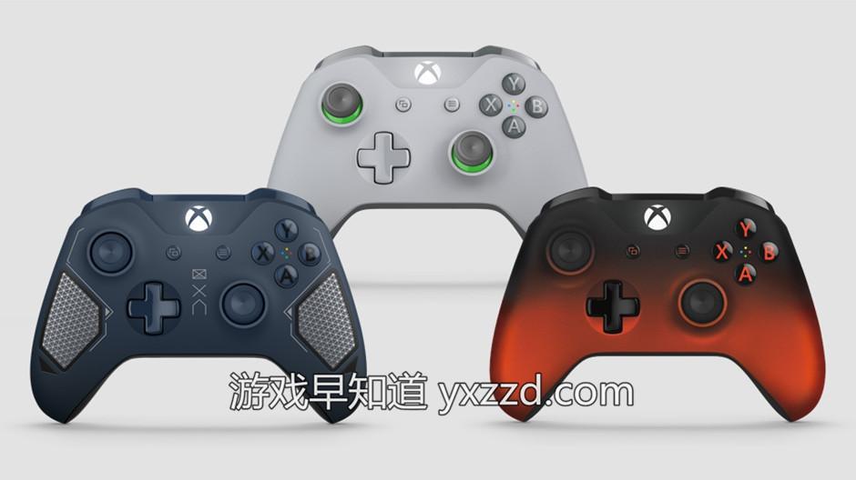 Xbox 新配色手柄