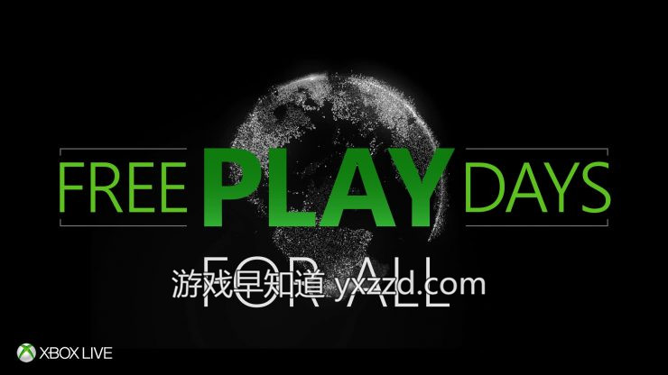 Xbox Live免费多人联机