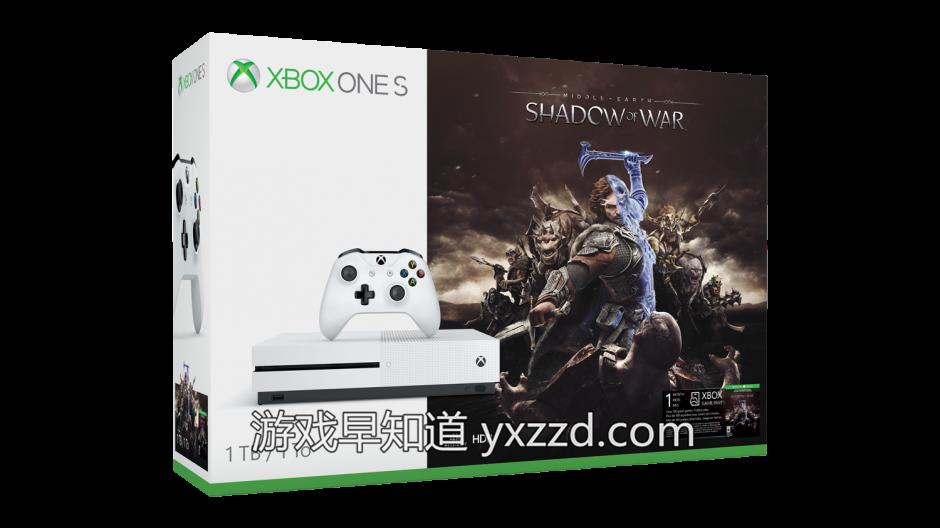 XboxOne S中土世界暗影之战