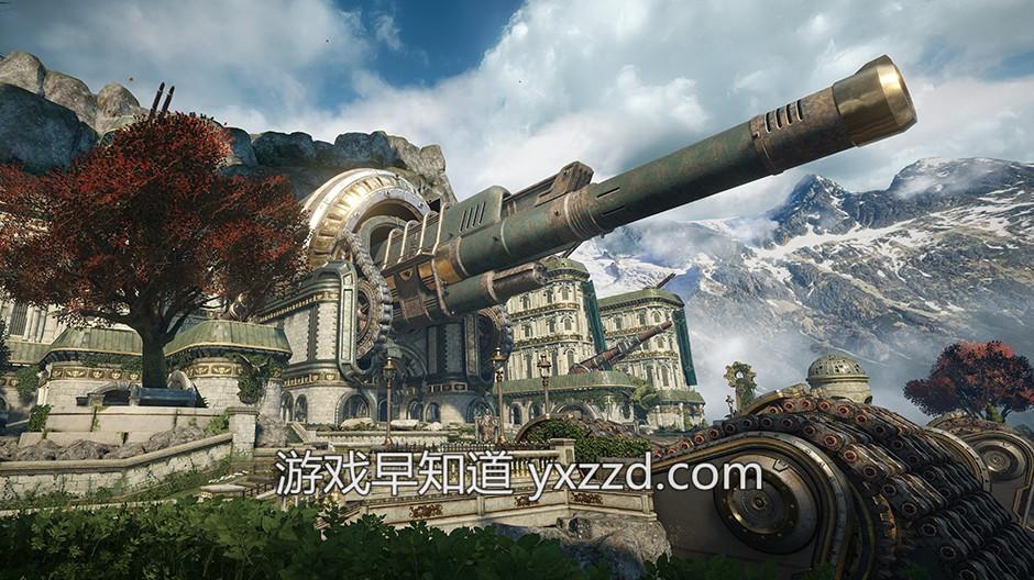 战争机器4 12月更新