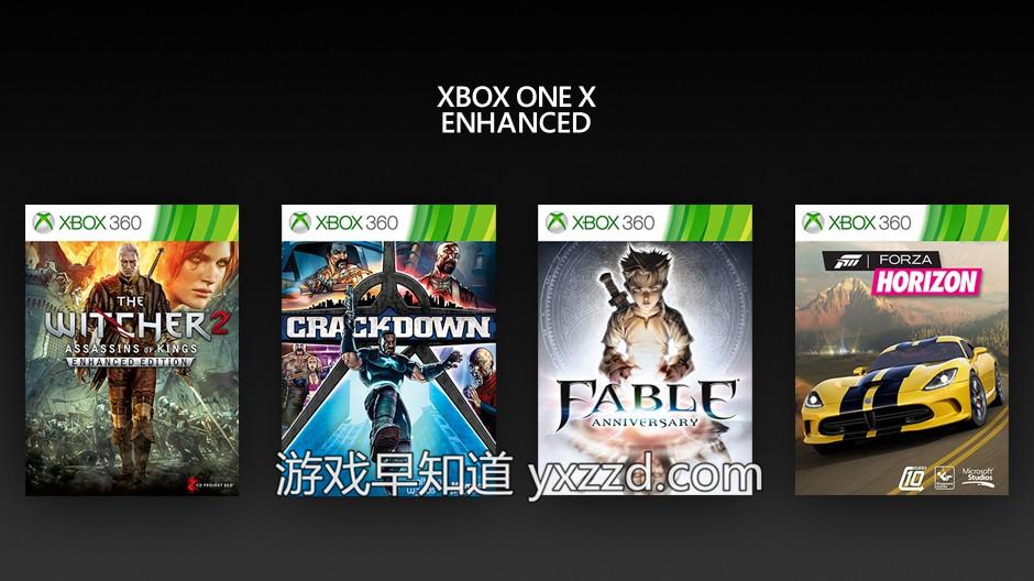 此图像的alt属性为空;文件名为Xbox_One_X_Enahnced_Games_Collection_940x528-hero.jpg