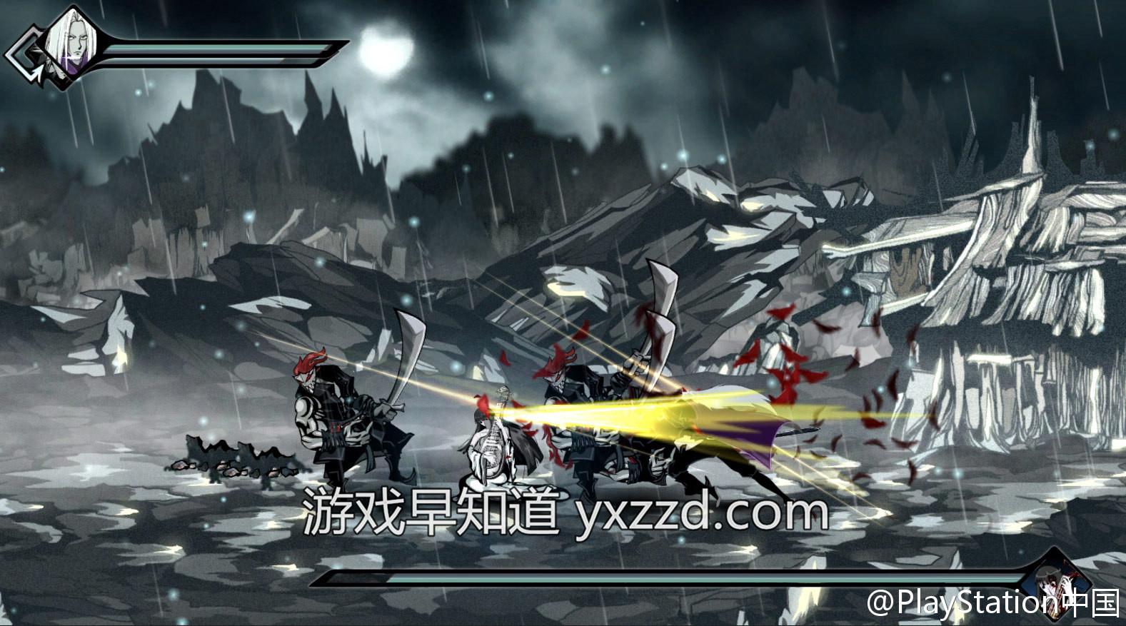 PS4雨血前传:蜃楼
