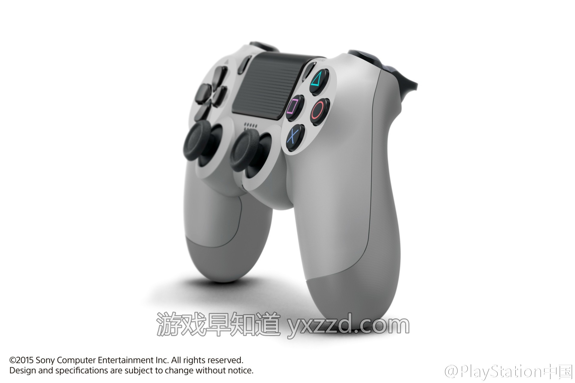 PS4 20周年纪念版手柄