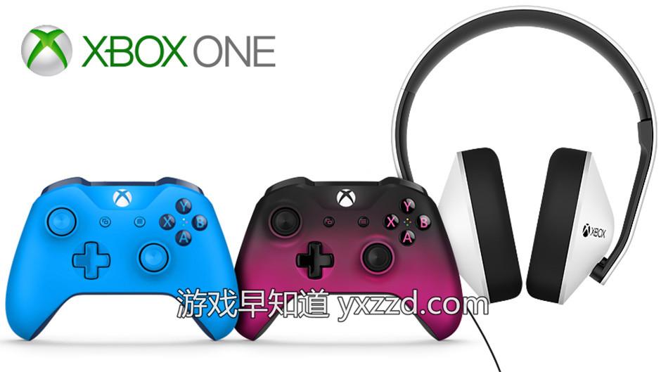 Xboxone新手柄耳机