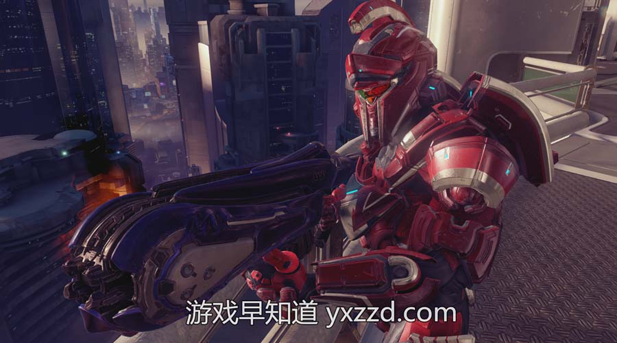 xboxone 光环5 无尽号弹药库infinitys-armory
