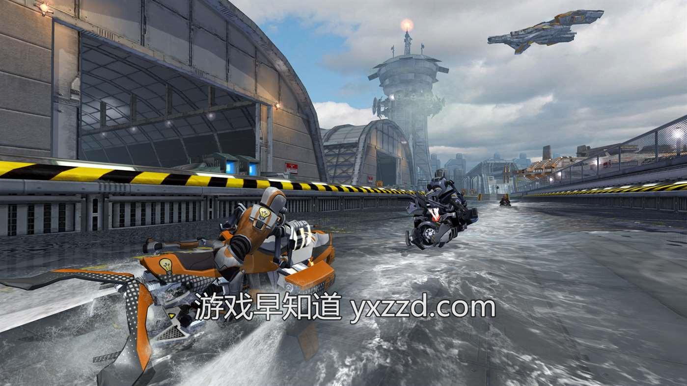 XboxOne激流快艇:叛逆者