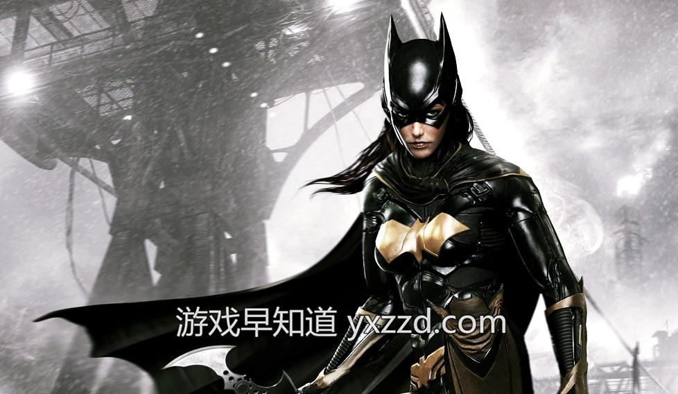 蝙蝠侠阿甘骑士蝙蝠女芭芭拉