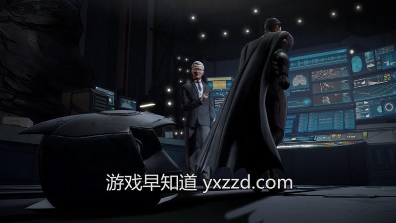 蝙蝠侠batman-the-telltale-series