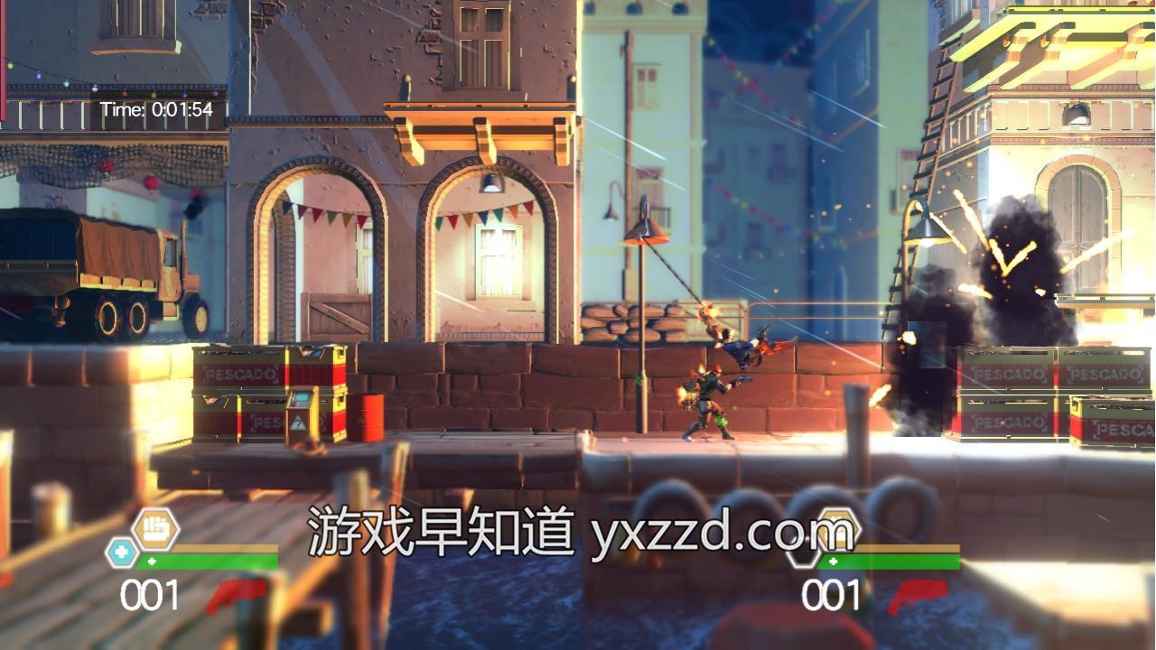 Xboxone bionic-commando-rearmed-2希魔复活2