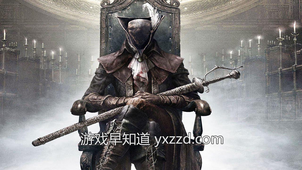 血源诅咒老猎人bloodborne-the-old-hunters