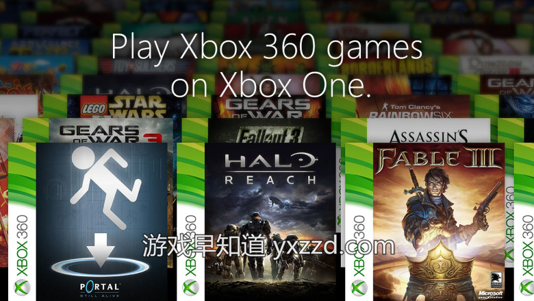 15年12月Xboxone兼容Xbox360游戏名单