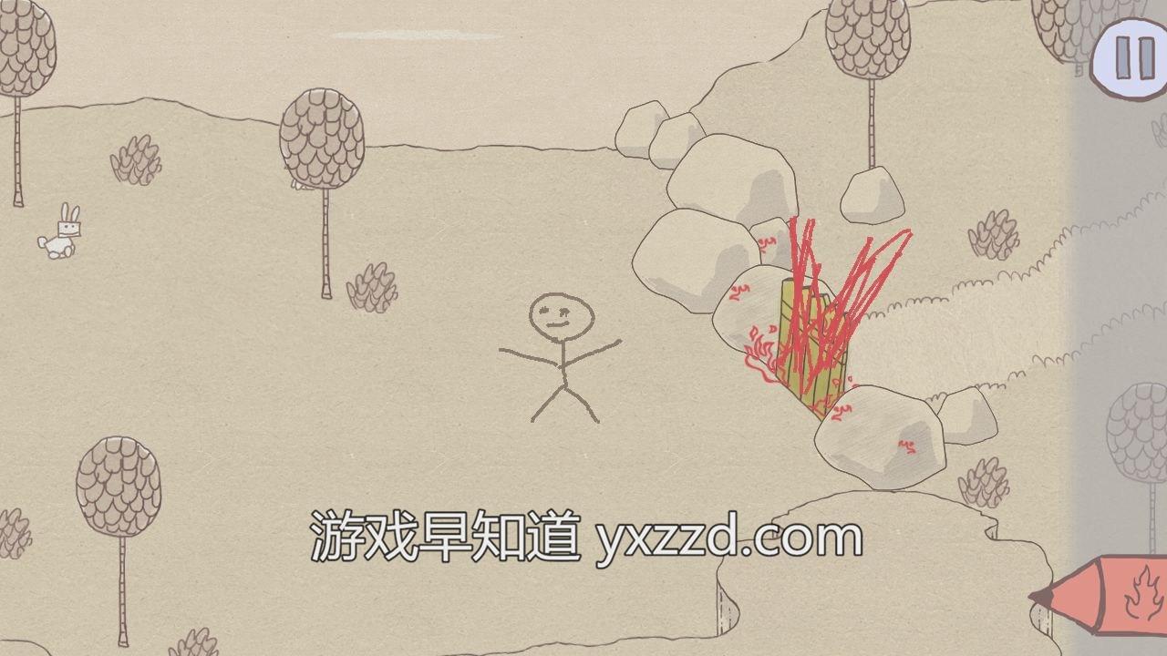 画个火柴人Draw a Stickman
