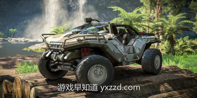 地平线3forza-horizon-3-warthog