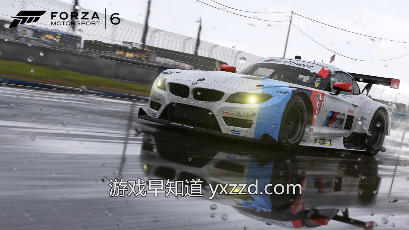 Xboxone极限竞速6Forza6
