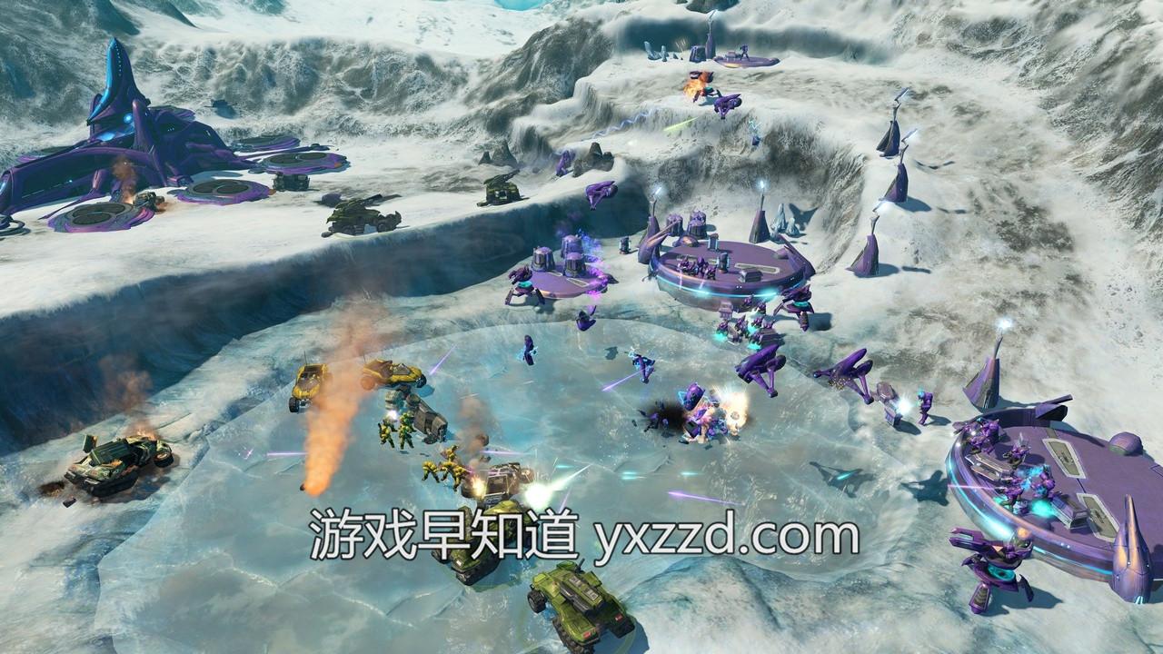 xboxone兼容Xbox360光环战争halo-wars