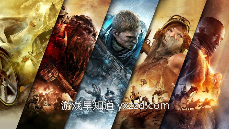 XboxOne游戏