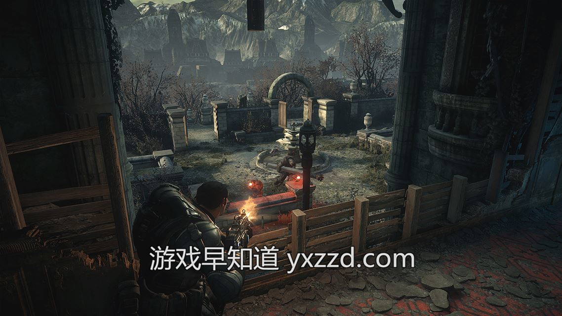 战争机器终极版Gears of War: Ultimate Edition