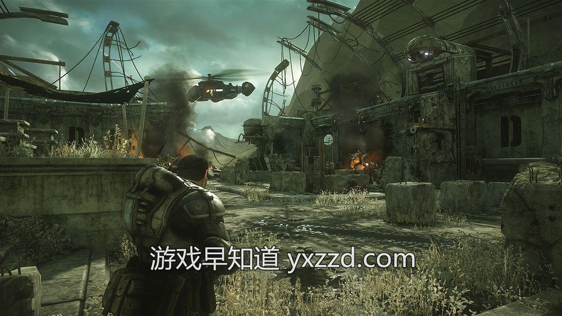 战争机器终极版xboxone预购预下载
