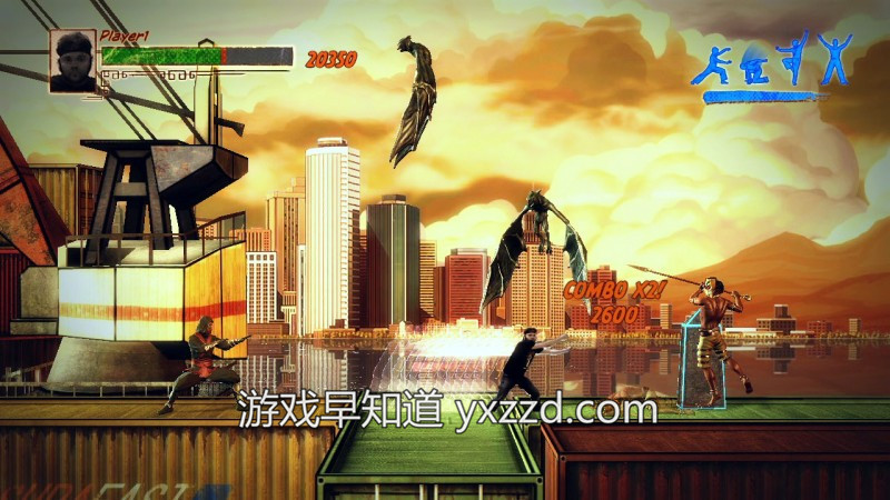 xboxone体感游戏Kinect功夫