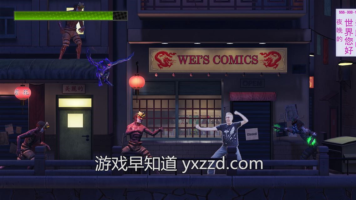 Xboxone Kinect功夫 Kung-Fu for Kinect