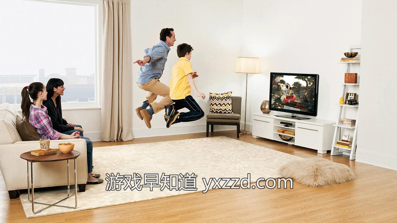 Kinect体感游戏