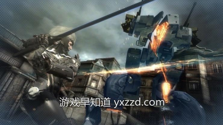 XboxOne合金装备崛起:复仇
