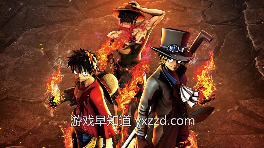 海贼王:燃烧之血one_piece_burning_blood
